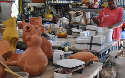 Things to consider when setting up a Home Pottery Studio